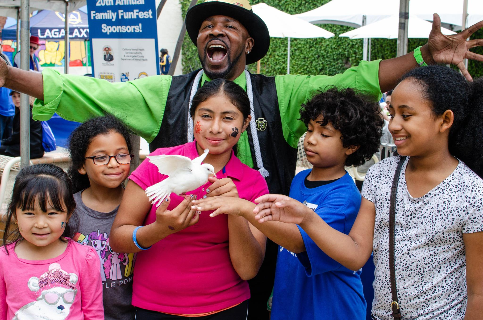 LACGC's 21st Annual Family FunFest