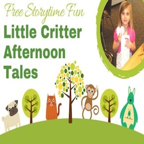 Little Critter Afternoon Tales