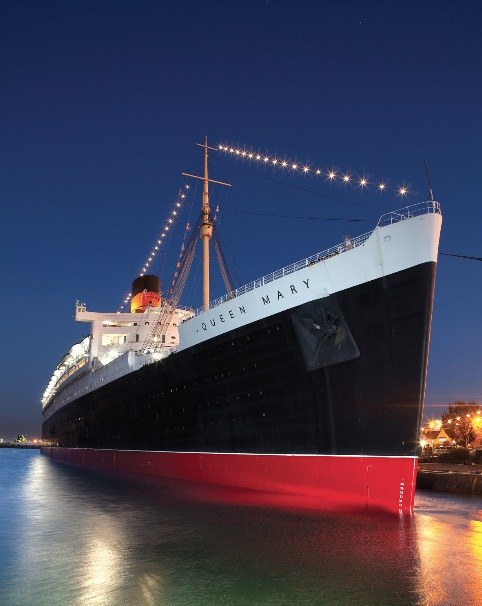 The Queen Mary's Salute to Service – Memorial Day 2019
