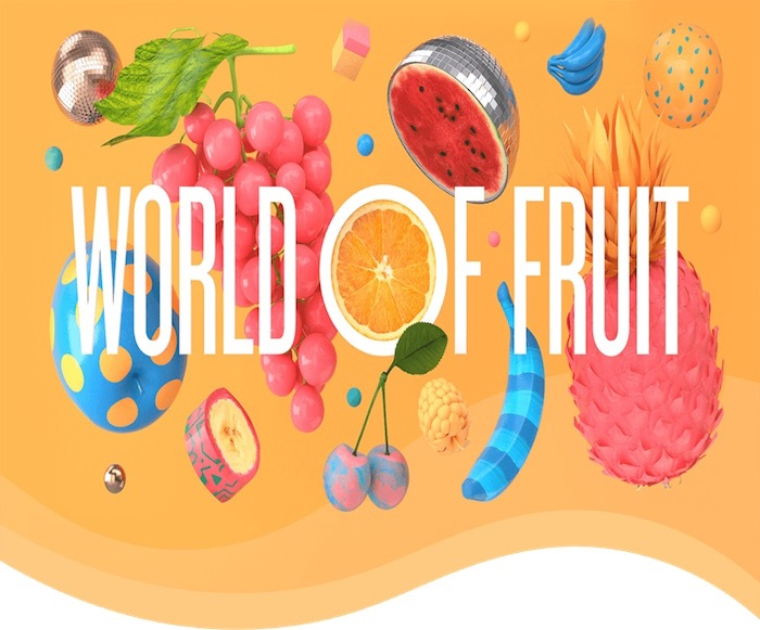 The World Of Fruit Pop-Up Experience