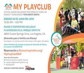 My PlayClub with Disney 2019