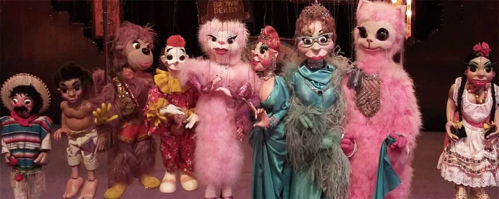 Bob Baker Marionette Theater at OxyArts