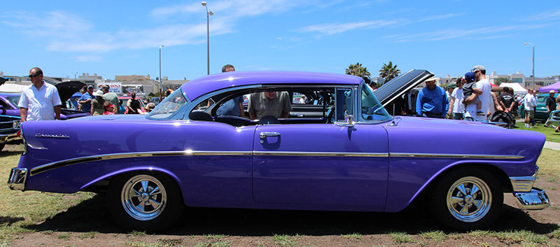 Father's Day Car Show at Channel Islands Harbor