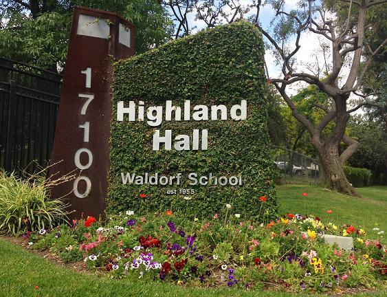 Highland Hall Waldorf May School Tour