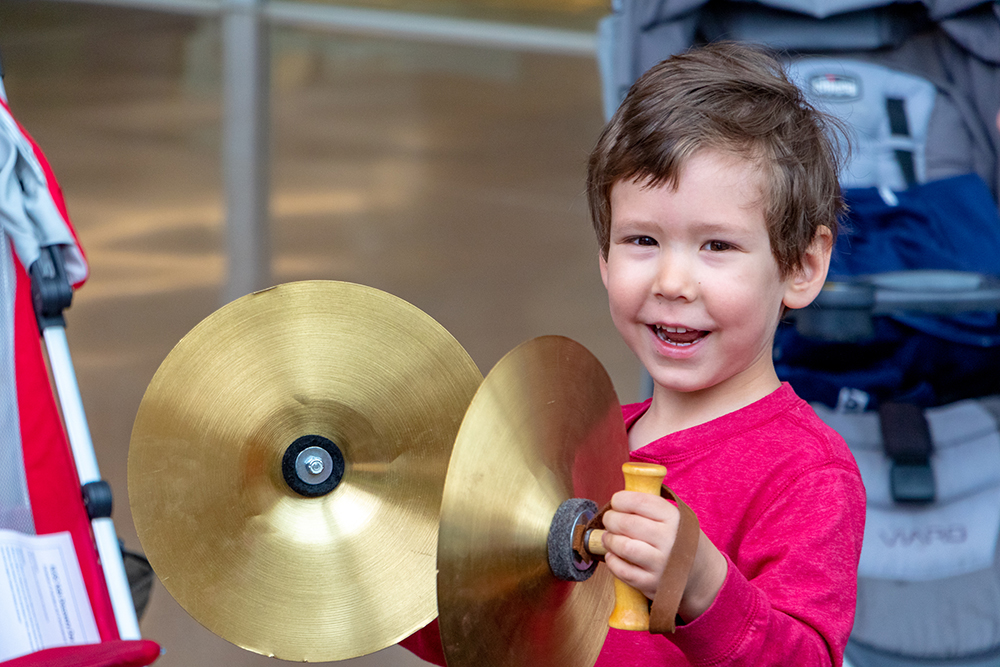 Bowers' Family Festival: KUSC Kids Discovery Day