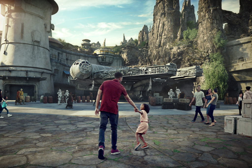Star Wars: Galaxy's Edge Opening Weekend