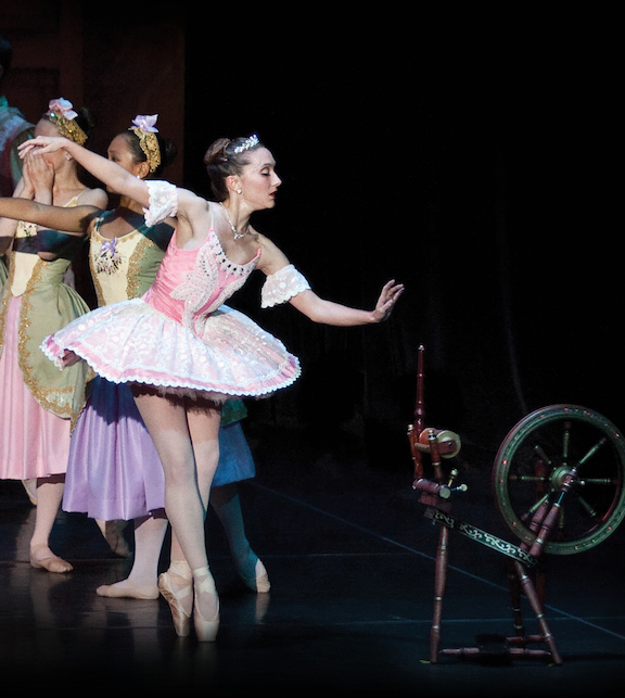 Sleeping Beauty Storybook Ballet