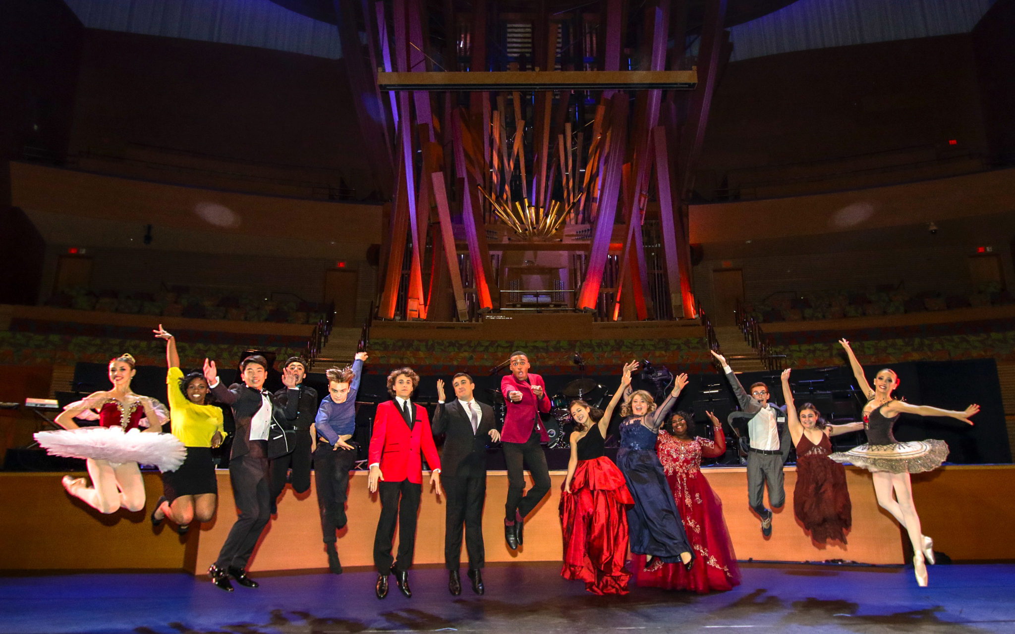 The Music Center's Spotlight Grand Finale Performance