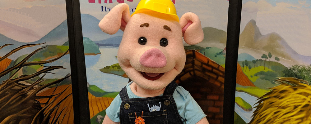 Three Little Pigs: The Puppet Musical