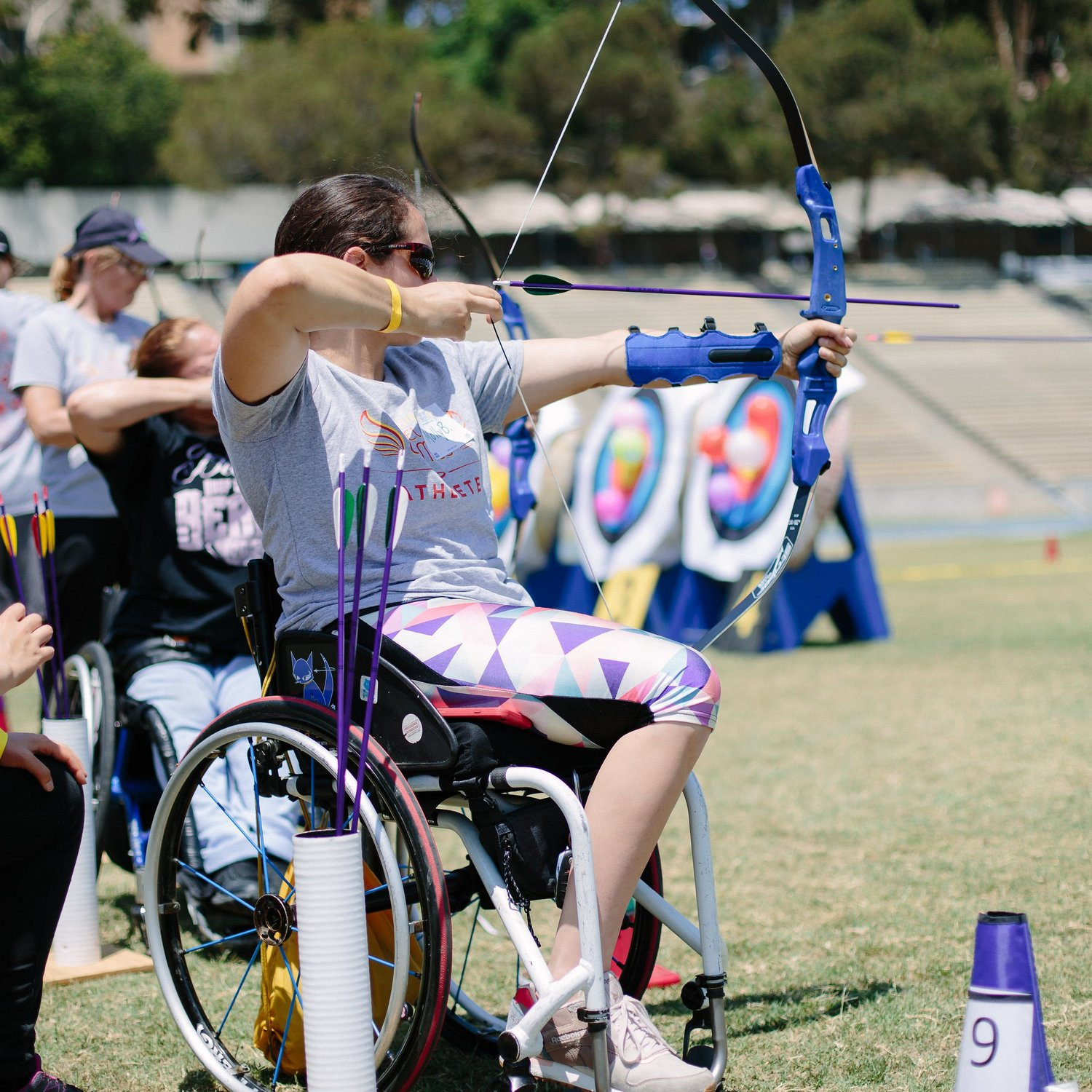 Adaptive Archery Clinic