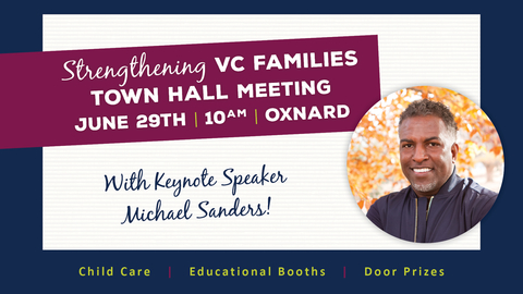 Strengthening VC Families Town Hall