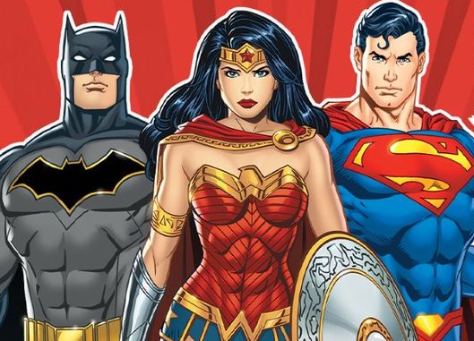 DC Superheroes: Discover Your Superpowers