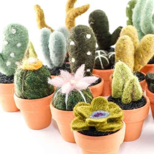 Huntington Children's Workshop: Craft-a-Cactus