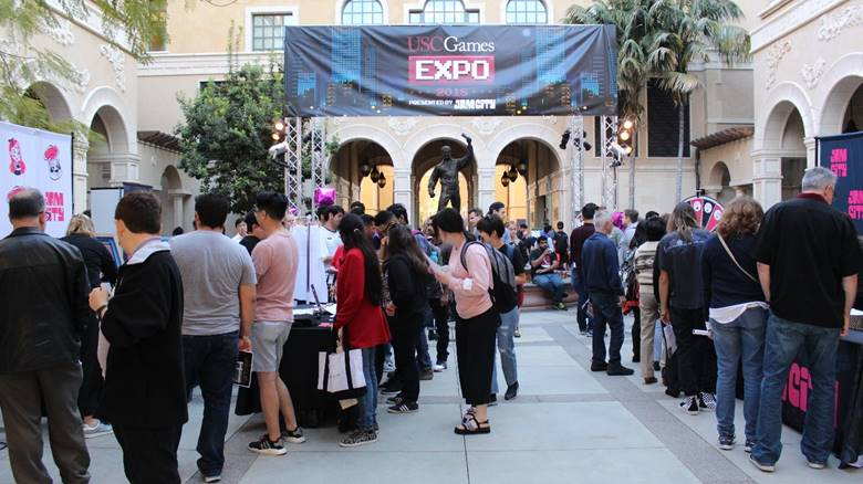 USC Games Expo