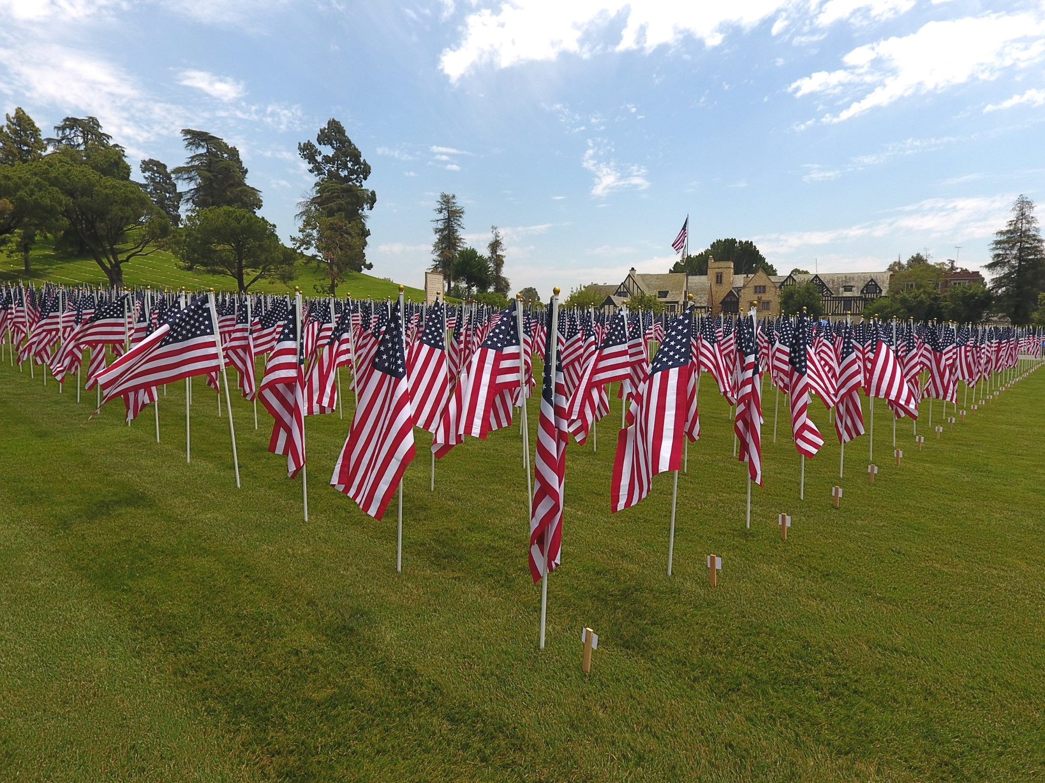 Forest Lawn Glendale's Memorial Day commemoration