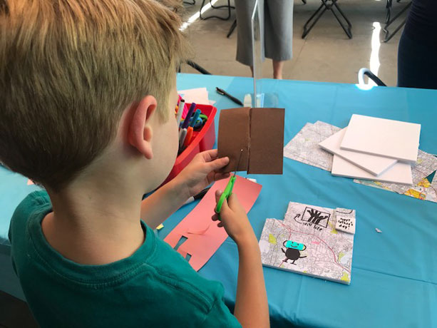 Norton Simon Family Day: Material World