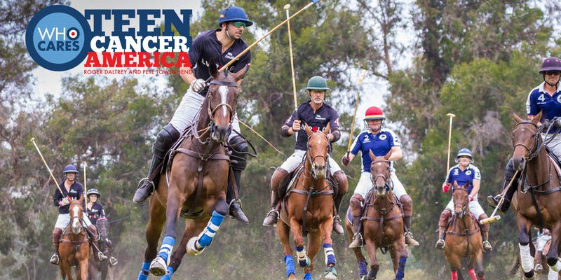 1st Annual Polo Match for Teen Cancer America!