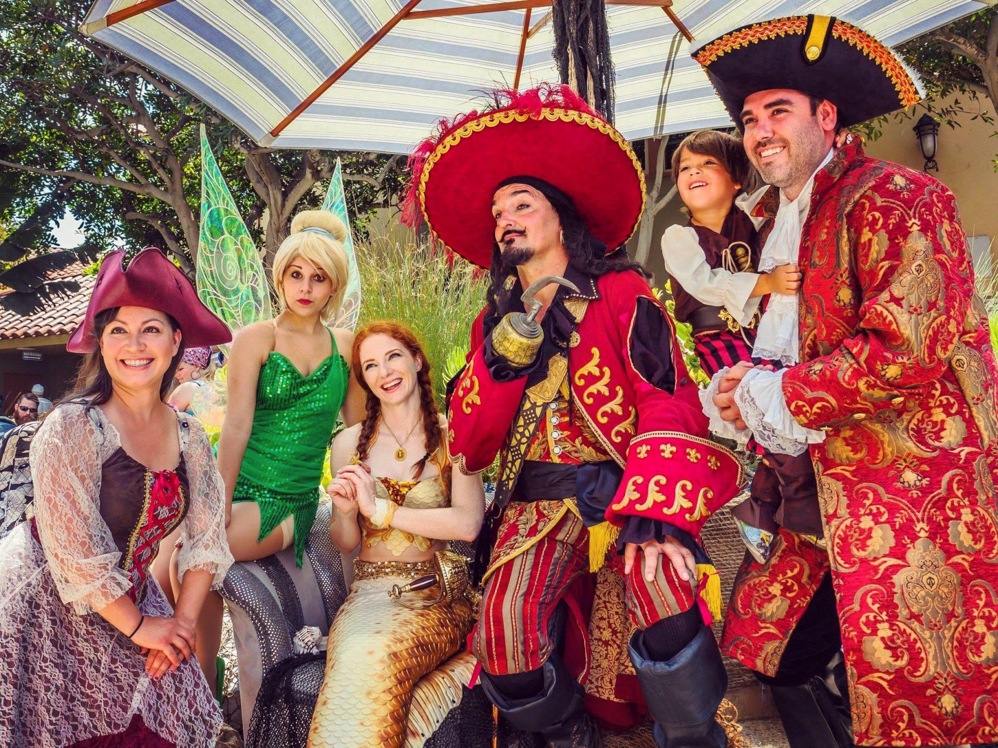Ventura Harbor Pirates Day