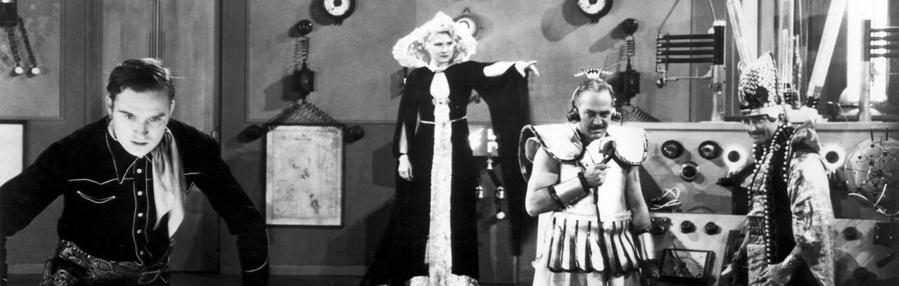 Weird West Film Series: The Phantom Empire