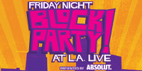 Friday Night Block Party at L.A. LIVE