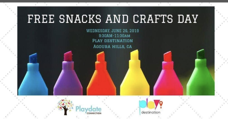 Playdate Connection at The Play Destination