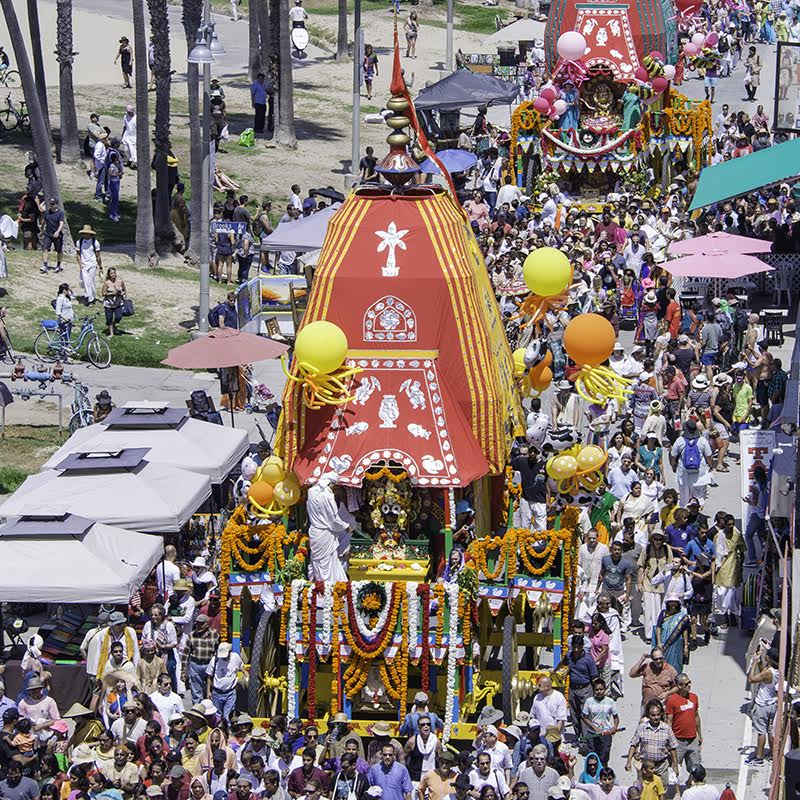 43rd Annual Festival of the Chariots