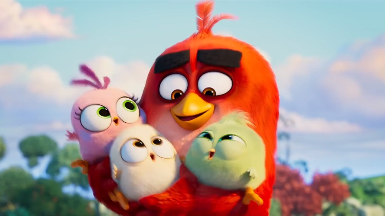My Way Matinee - Angry Birds 2
