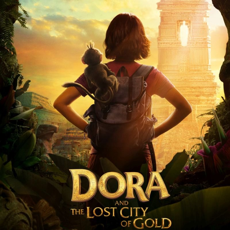 My Way Matinee - Dora and the Lost City of Gold