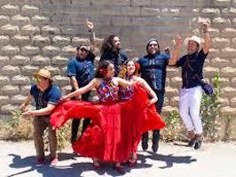 Big World Fun: Afro-Latin Rhythms with El Santo Golpe