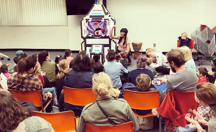Snooknuk & The Robot Puppet Show