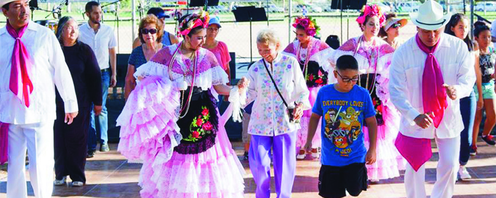 JAM Session: Mexican Folk Dance