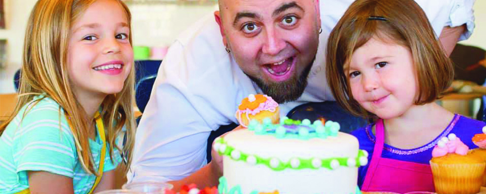 Kids Cake Decorating Competition with Duff Goldman & Friends