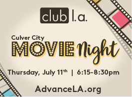club l.a. Summer Movie Night! For Young Adults With Diverse Challenges