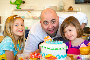 Kids Cake Decorating Competition with Duff Goldman & Friends!