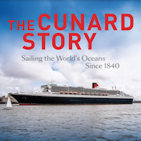 The Cunard Story Exhibit Opening