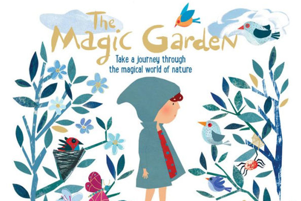 Stories in the Afternoon: The Magic Garden