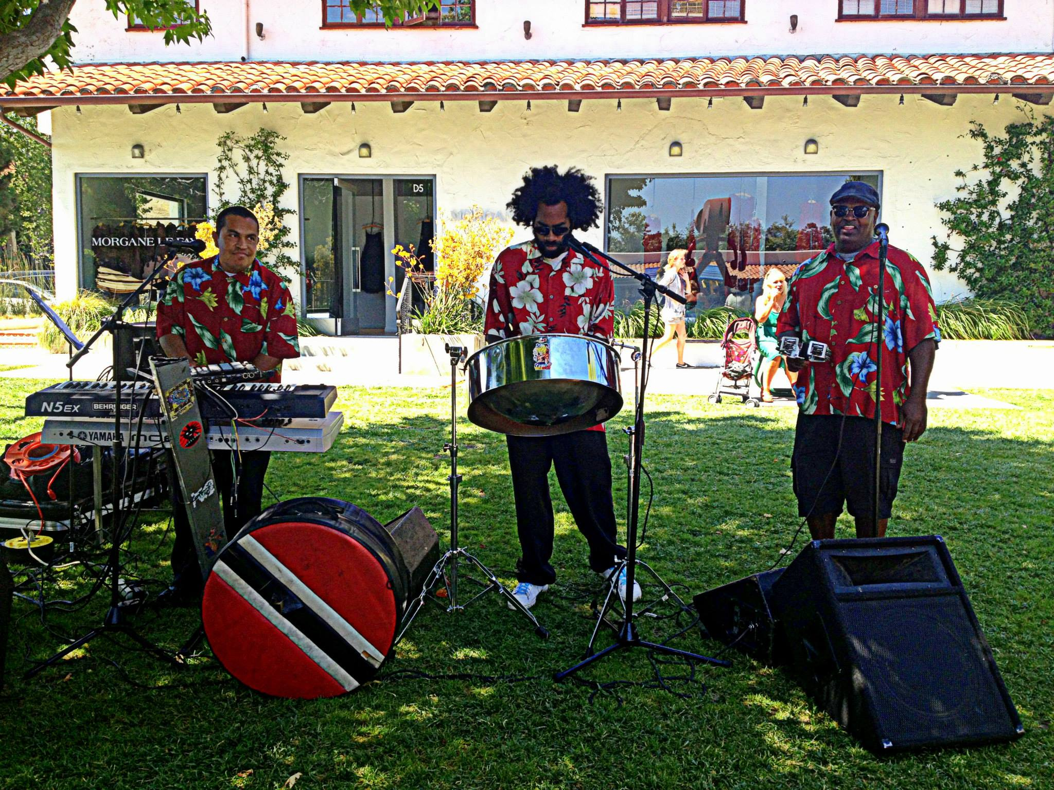 Malibu Country Mart's Annual Summer Block Party