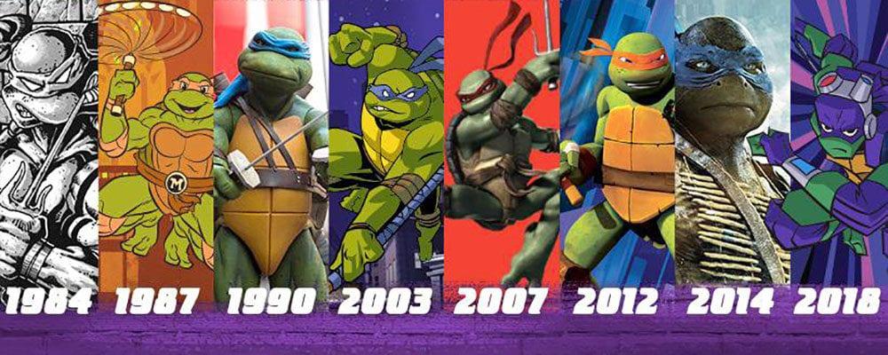 35 Years of Teenage Mutant Ninja Turtles Screenings