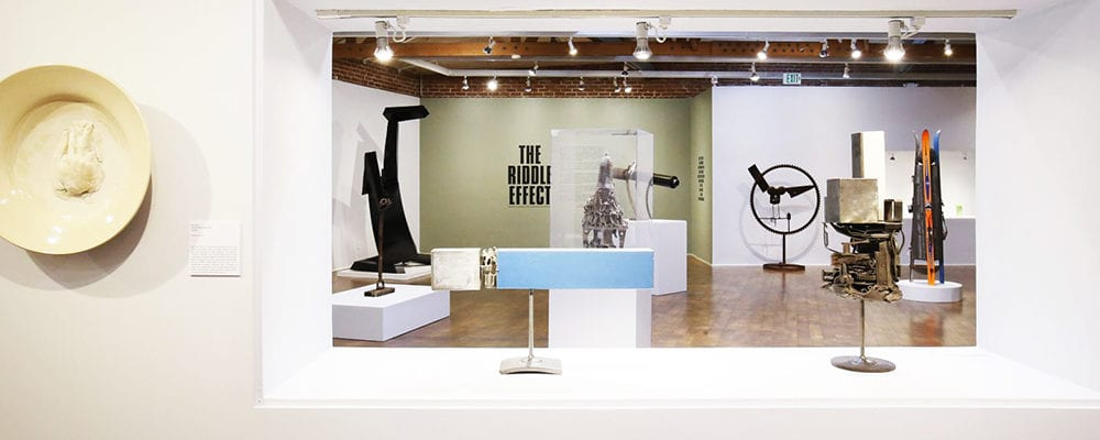 The Riddle Effect Exhibition