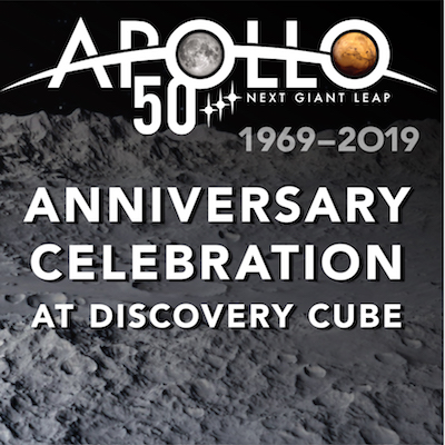 Apollo 50: Next Leap Forward Exhibit