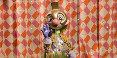 """Bob Baker Marionette Theater's """"Space!"""" Show"""