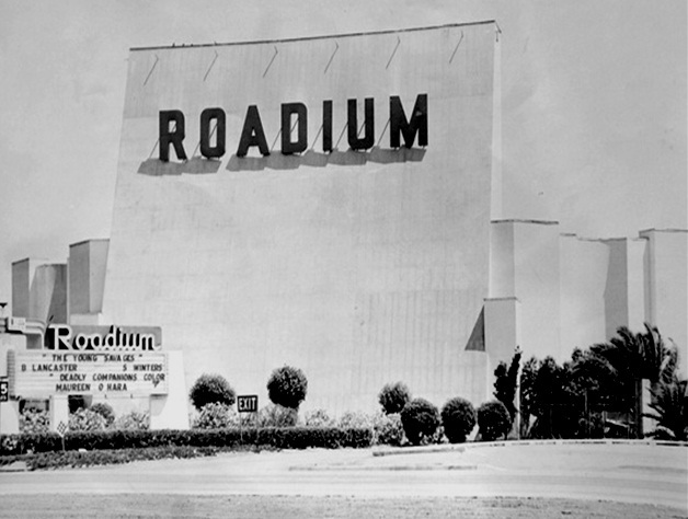 The Roadium's Summer Friday Drive-In Movies!