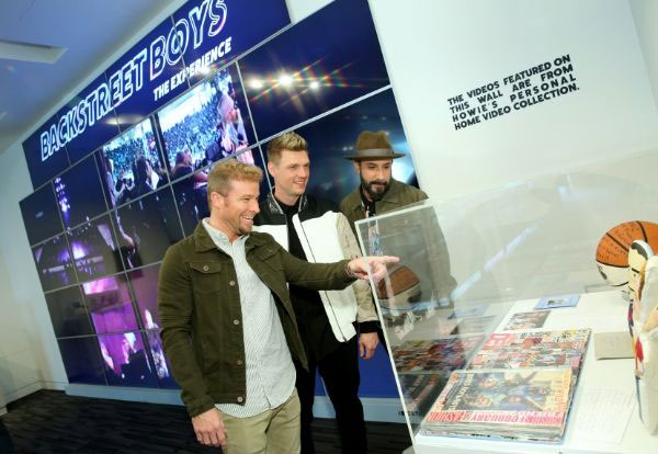 Backstreet Boys: The Experience Exhibit
