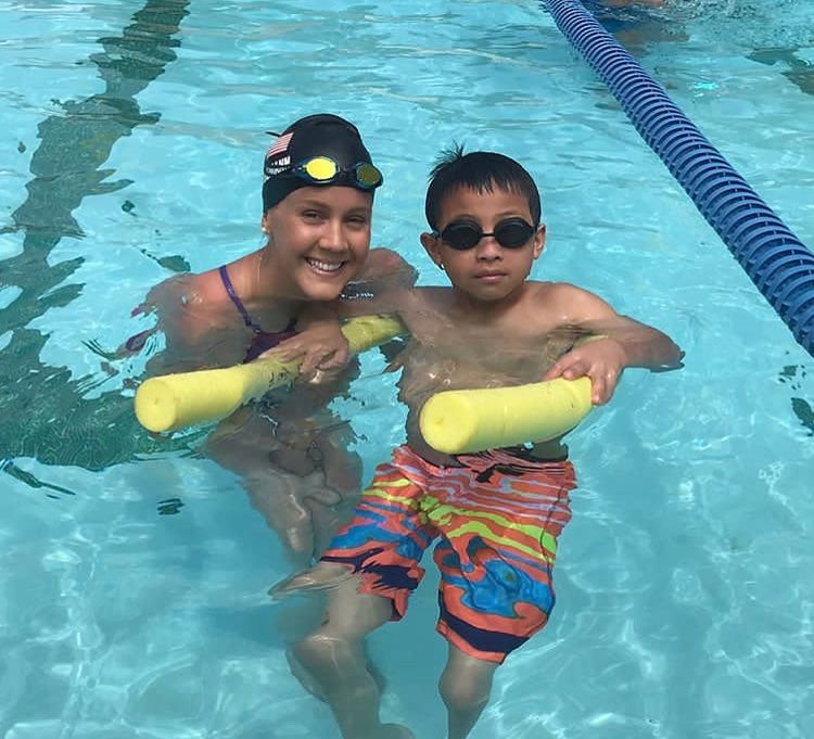 Adaptive Swim Clinic