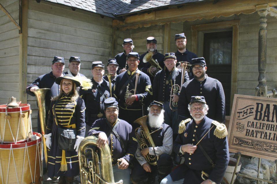 Rancho Los Cerritos' Concert On The Lawn