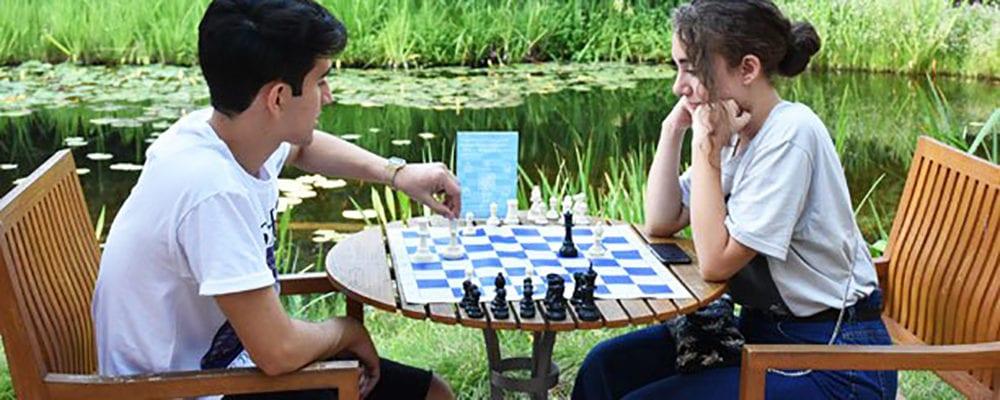 Checkmate! Chess at the Norton Simon