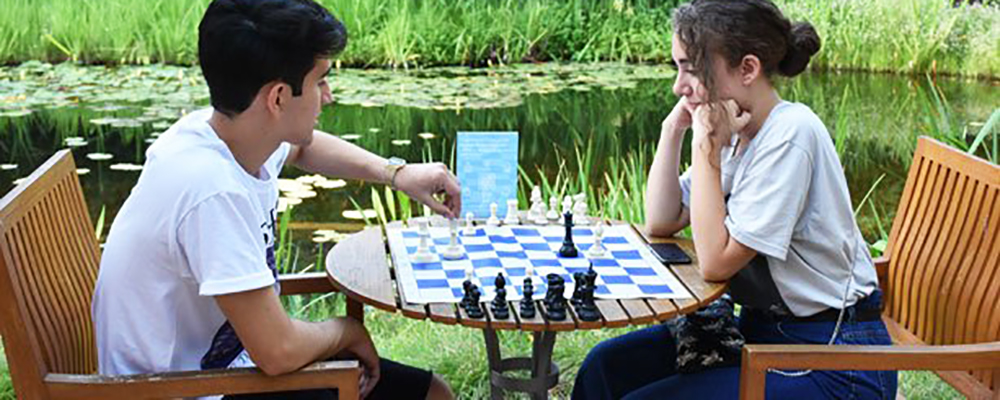 Checkmate! Chess at the Norton Simon
