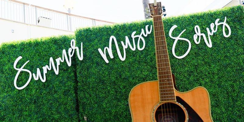 Summer Music Series Concert Featuring Matt Shockley