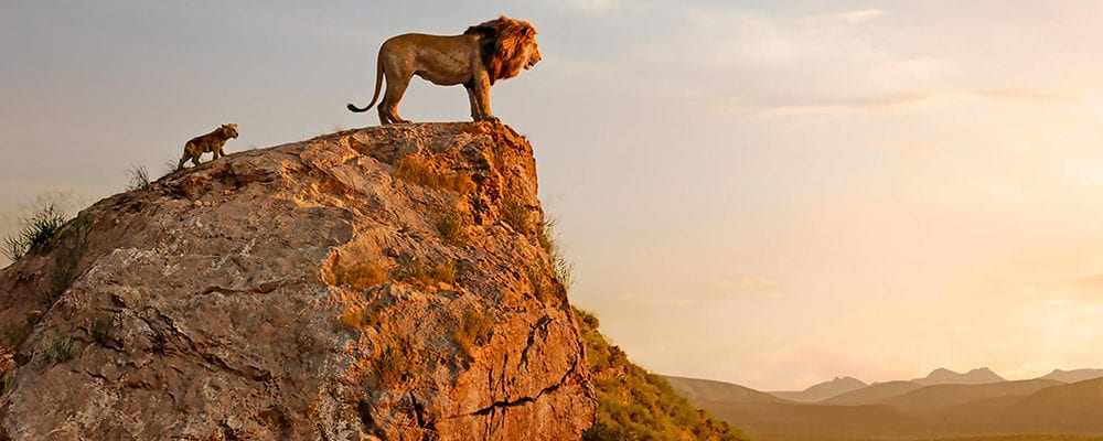 Disney's The Lion King at the El Capitan