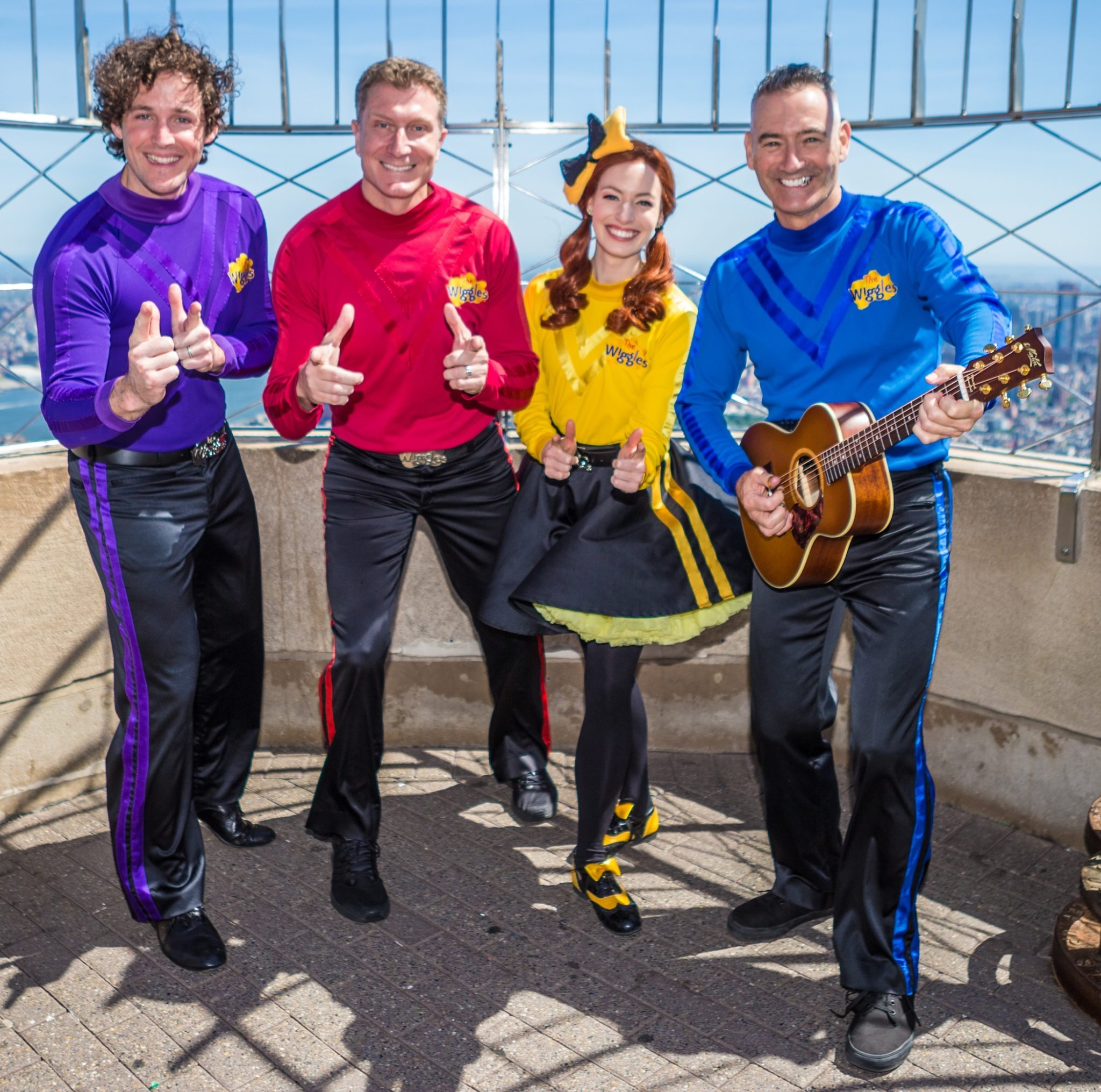 The Wiggles: Party Time Tour